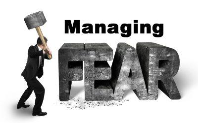 Covid-19: Managing fear